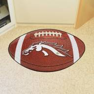 Western Michigan Broncos Football Floor Mat