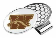 Western Michigan Broncos Golf Clip