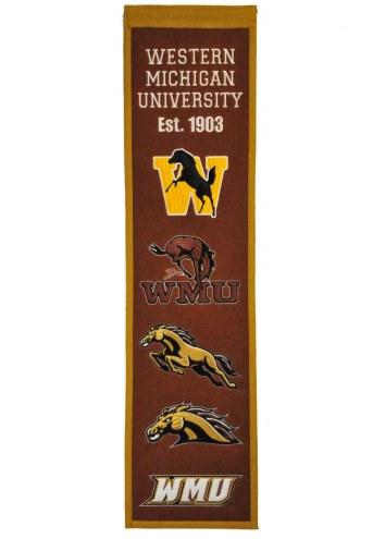Western Michigan Broncos Heritage Banner