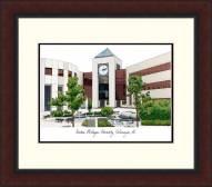 Western Michigan Broncos Legacy Alumnus Framed Lithograph