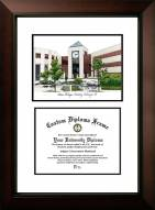 Western Michigan Broncos Legacy Scholar Diploma Frame