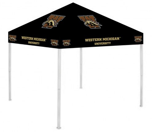 Western Michigan Broncos 9' x 9' Tailgating Canopy