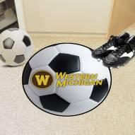 Western Michigan Broncos Soccer Ball Mat