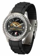 Western Michigan Broncos Sparkle Women's Watch
