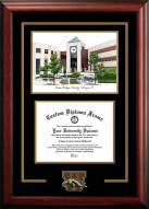 Western Michigan Broncos Spirit Graduate Diploma Frame