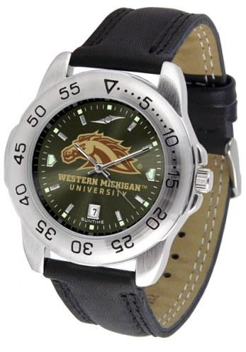 Western Michigan Broncos Sport AnoChrome Men's Watch
