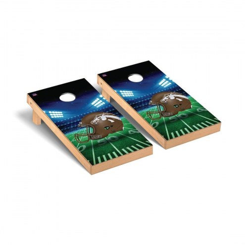 Western Michigan Broncos Stadium Cornhole Game Set
