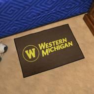Western Michigan Broncos Starter Rug