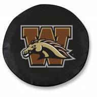 Western Michigan Broncos Tire Cover