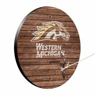 Western Michigan Broncos Weathered Design Hook & Ring Game