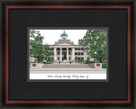 Western Kentucky University Academic Framed Lithograph