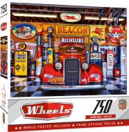 Wheels At Your Service 750 Piece Puzzle