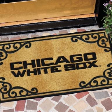 Chicago White Sox MLB Door Mat