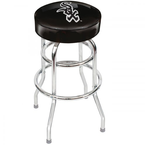 Chicago White Sox MLB Team BAR Stool
