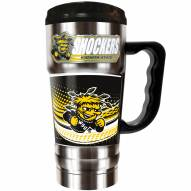 Wichita State Shockers 20 oz. Champ Travel Mug