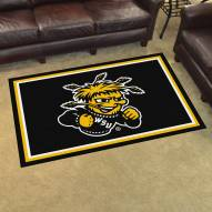 Wichita State Shockers 4' x 6' Area Rug