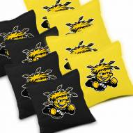 Wichita State Shockers Cornhole Bags