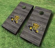 Wichita State Shockers Cornhole Board Set