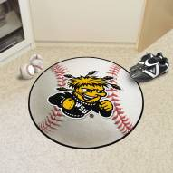 Wichita State Shockers Baseball Rug