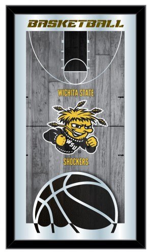 Wichita State Shockers Basketball Mirror