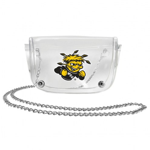 Wichita State Shockers Clear Waistpack