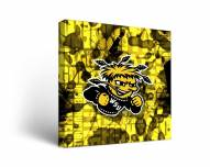 Wichita State Shockers Fight Song Canvas Wall Art