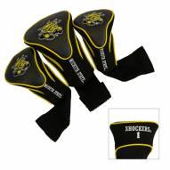 Wichita State Shockers Golf Headcovers - 3 Pack