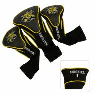 Wichita State Shockers Golf Headcovers - 3 Pack