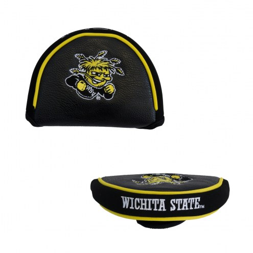 Wichita State Shockers Golf Mallet Putter Cover