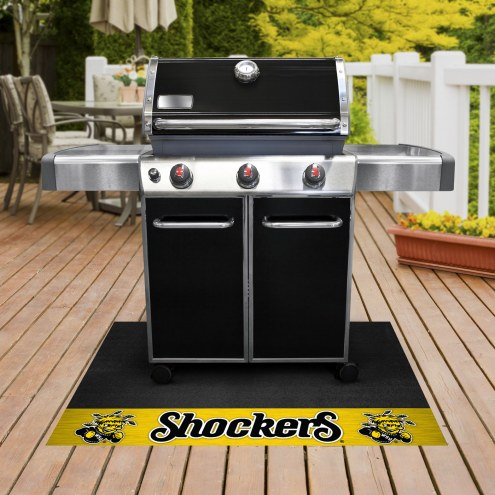 Wichita State Shockers Grill Mat