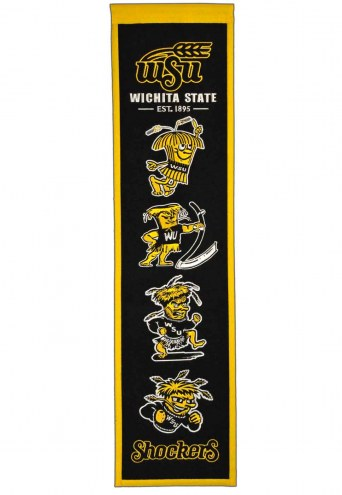 Wichita State Shockers Heritage Banner