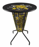Wichita State Shockers Indoor Lighted Pub Table