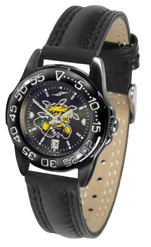 Wichita State Shockers Ladies Fantom Bandit AnoChrome Watch