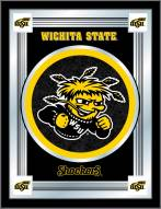 Wichita State Shockers Logo Mirror
