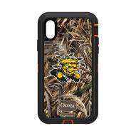 Wichita State Shockers OtterBox iPhone XR Defender Realtree Camo Case