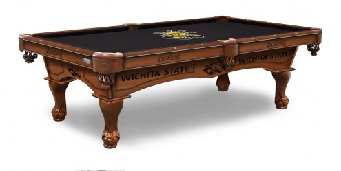 Wichita State Shockers Pool Table