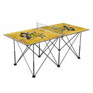 Wichita State Shockers Pop Up 6' Ping Pong Table