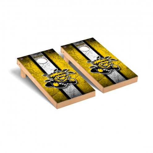 Wichita State Shockers Vintage Cornhole Game Set