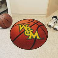 William & Mary Tribe Basketball Mat