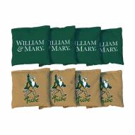 William & Mary Tribe Cornhole Bag Set