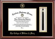 William & Mary Tribe Diploma Frame & Tassel Box