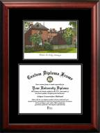 William & Mary Tribe Diplomate Diploma Frame