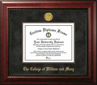 William & Mary Tribe Executive Diploma Frame