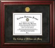 William & Mary Tribe Executive Diploma Frame