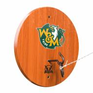 William & Mary Tribe Hook & Ring Game