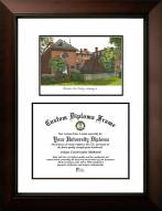 William & Mary Tribe Legacy Scholar Diploma Frame