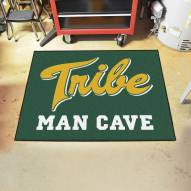 William & Mary Tribe Man Cave All-Star Rug
