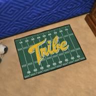 William & Mary Tribe NCAA Starter Rug