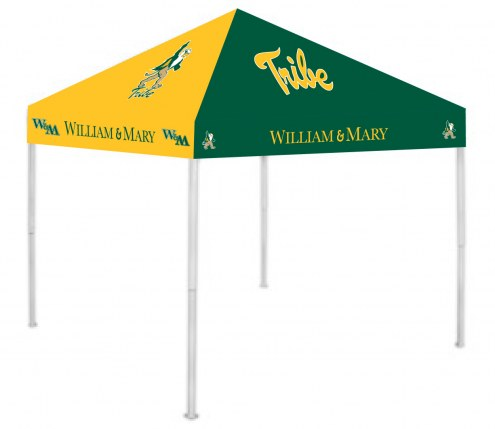 William & Mary Tribe 9' x 9' Tailgating Canopy