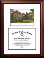 William & Mary Tribe Scholar Diploma Frame